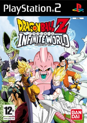 File:Dragon Ball Z Infinite World.jpg