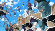 Frieza's 1000 soldiers army 01, Resurrection 'F', IsraeliteVIP pic snap