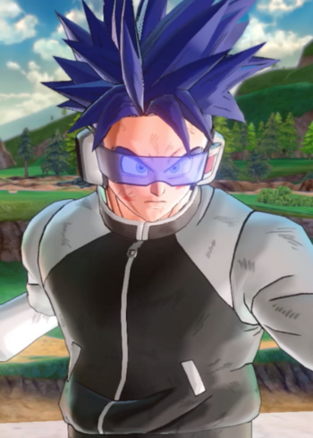 Future Warrior (Xenoverse 2) | Dragon Ball Wiki | Fandom