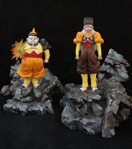 File:Android 19 Dr. Gero statues.PNG