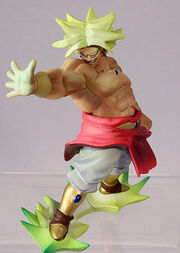 Megahouse Dec 2007 CapsuleNeo LegendofWarrior Broly