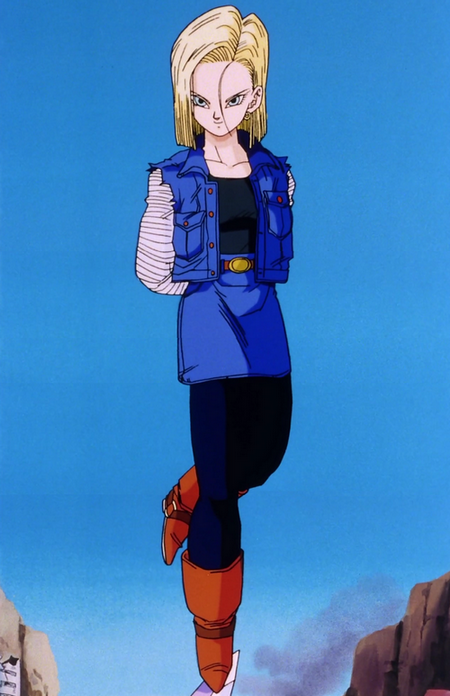 Future android 18 dragon ball wiki fandom powered by wikia - Dragon ball z c18 ...