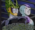 Cell Frieza captured