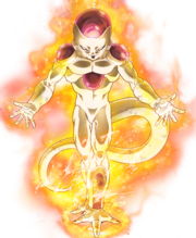 Frieza revival render