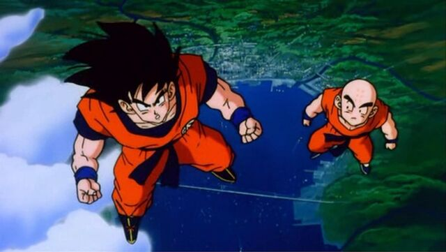 File:Goku And Krillin DBZ Movie04 Lord Slug.JPG