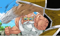 Master Roshi attacks a Frieza soldier in Resurrection 'F'