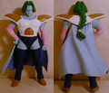 Banpresto 2004 UFO Catcher Zarbon multiple angles