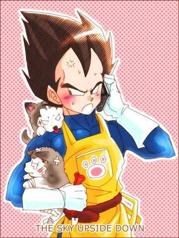 File:Vegeta and dogs.jpg
