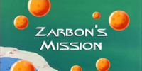 Zarbon's Mission