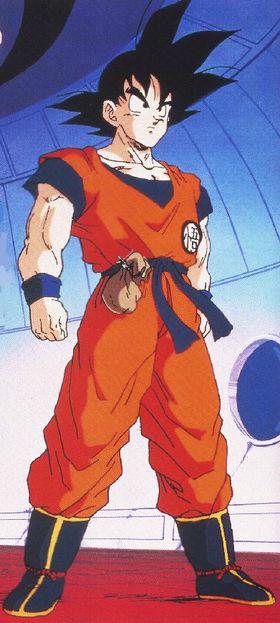 Goku Dragonball Wiki Fandom Powered By Wikia