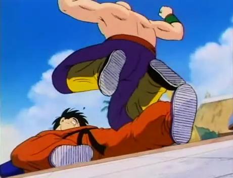 File:Tien breaks Yamcha's leg.jpg