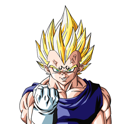File:Majin Vegeta by aznfanaticwarrior.png