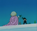 Gohan fighting garlic jr7