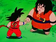 GokuAndYajirobeRockPaperScissors