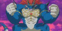 Giant Demon God