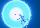 Power of the Spirit - Frieza sees the Spirit Bomb 2