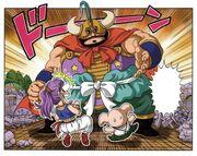 DBSD King Ox