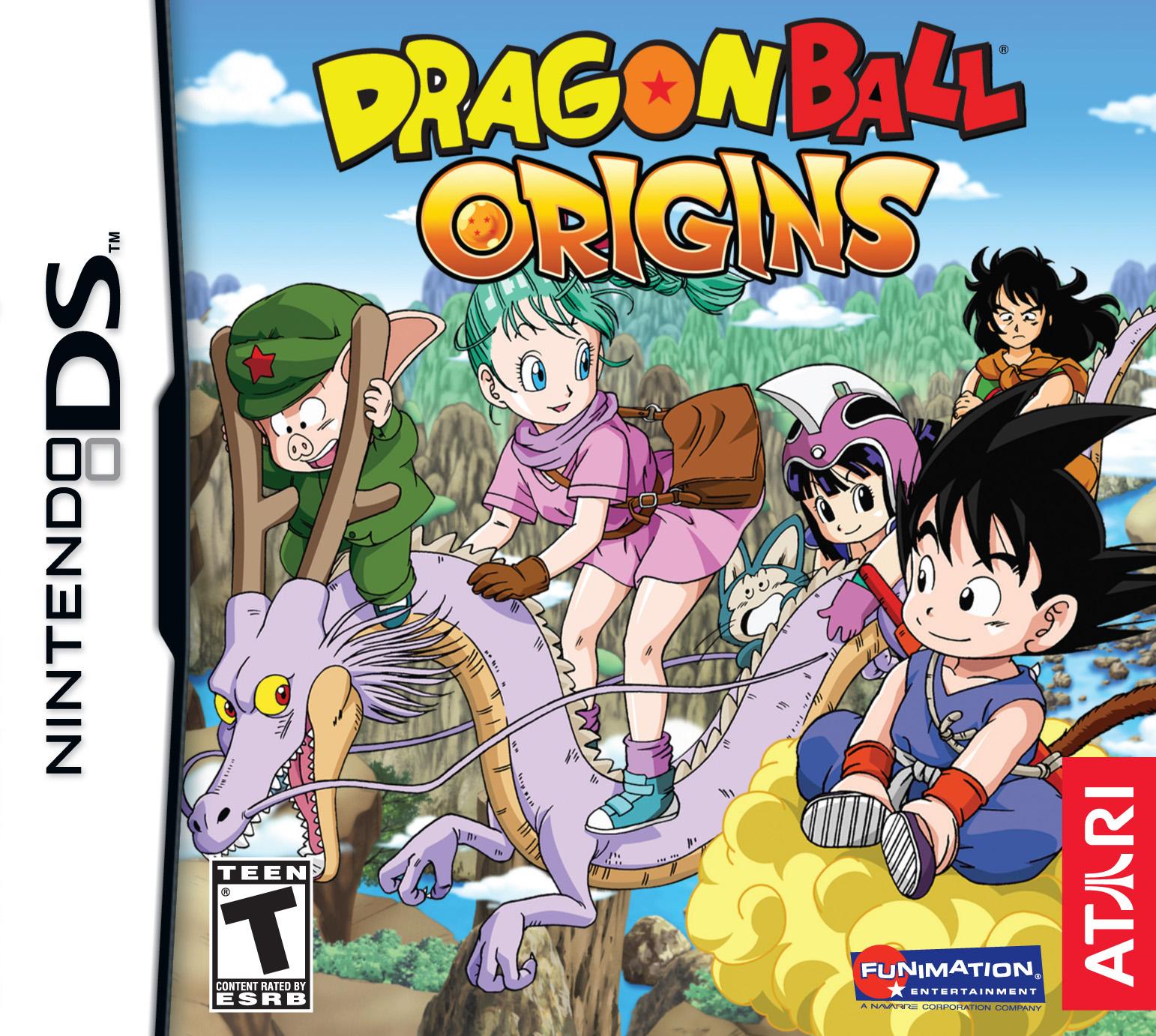 dragon ball z ds games