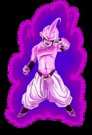 Kid Buu Transformation Xenoverse