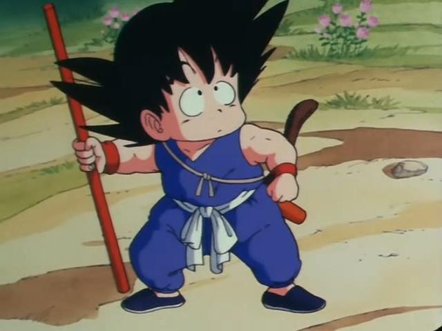 File:Goku tail episode 1.jpg