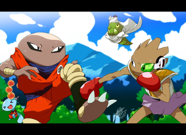 File:Pokemon DBZ Showdown by EiffelArt.jpg