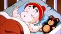 BabyGohanSleeping