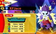 KF Jaco (SS3 Broly)