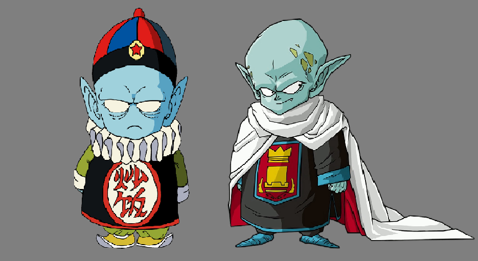 So Was Garlic Jr Basically Just An Alien Emperor Pilaf Kanzenshuu Though he was defeated in dead zone, he reappears as the main antagonist in the garlic jr. kanzenshuu