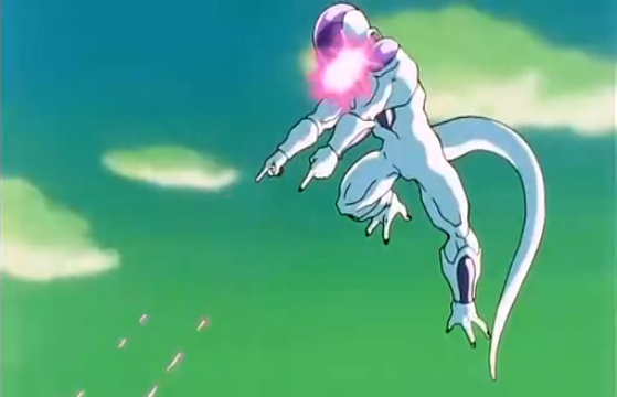 File:The Ultimate Battle - Frieza eye&finger beams.png