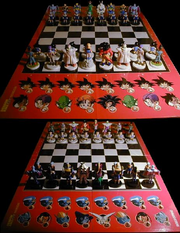 DeAgostini Chess Set GT