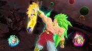 Goku VS Broly SSJ3 RB2