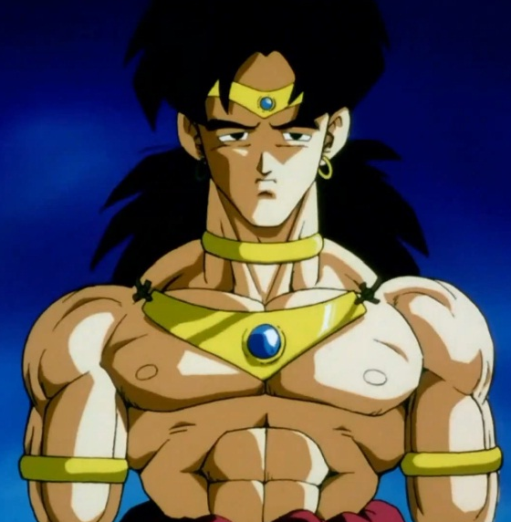 Broly dragon ball wiki fandom powered by wikia - Broly dragon ball gt ...