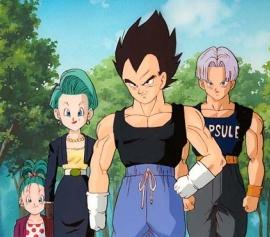 File:Vegeta,trunks, bulma and bra.jpg