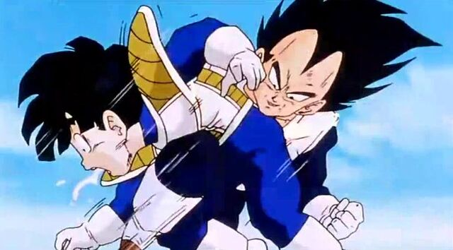 File:Vegeta knees gohan in the stomach.jpg