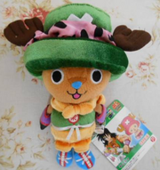 YamchaChopperPlush