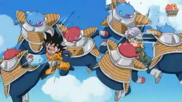 File:Kado kicks goten in the stomach and abo hits trunks in the face.png