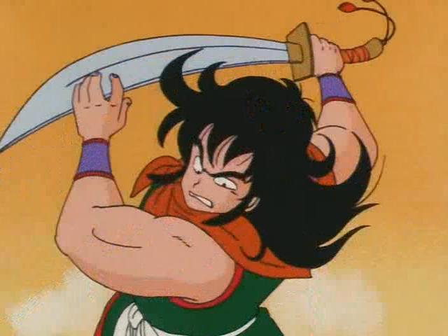 File:Yamcha about to slash Goku.jpg