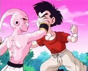 Krillin vs. Kid Buu