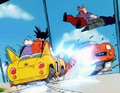 Goku's Ordeal - Glitch 1