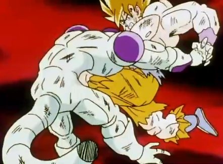 File:Frieza Defeated!! - Frieza kneed.PNG