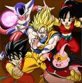 Goku&Heroes1(DBHArt)