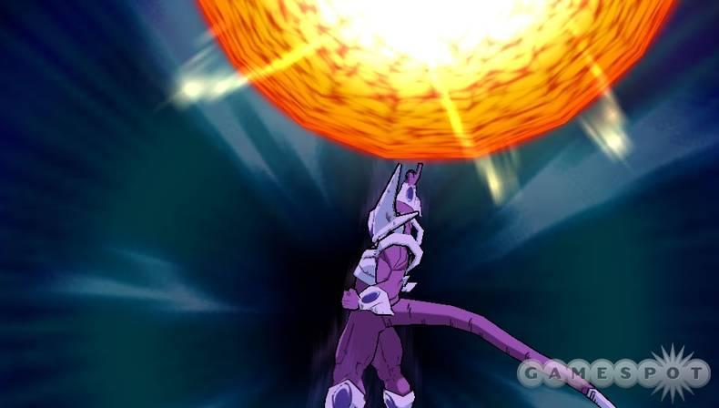 Dragon Ball Z Supernova - Pics about space