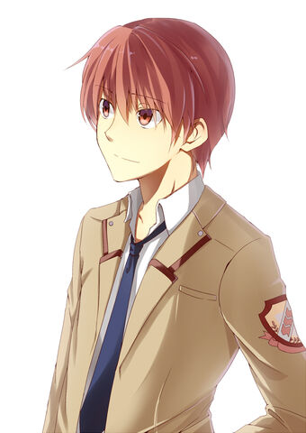 File:15036 - angel beats brown eyes brown hair otonashi yuzuru school uniform solo.jpg