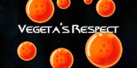 Vegeta's Respect