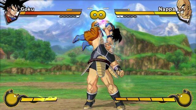 File:Dragon Ball Z Burst Limit (PS3) pic 5.JPG