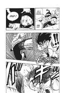 Chiaotzu uses telekinesis to manipulate Goku's movement