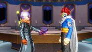 DBXV Future Trunks hands the Scroll of Eternity to the Future Warrior (Saiyan Saga) 11-21-44