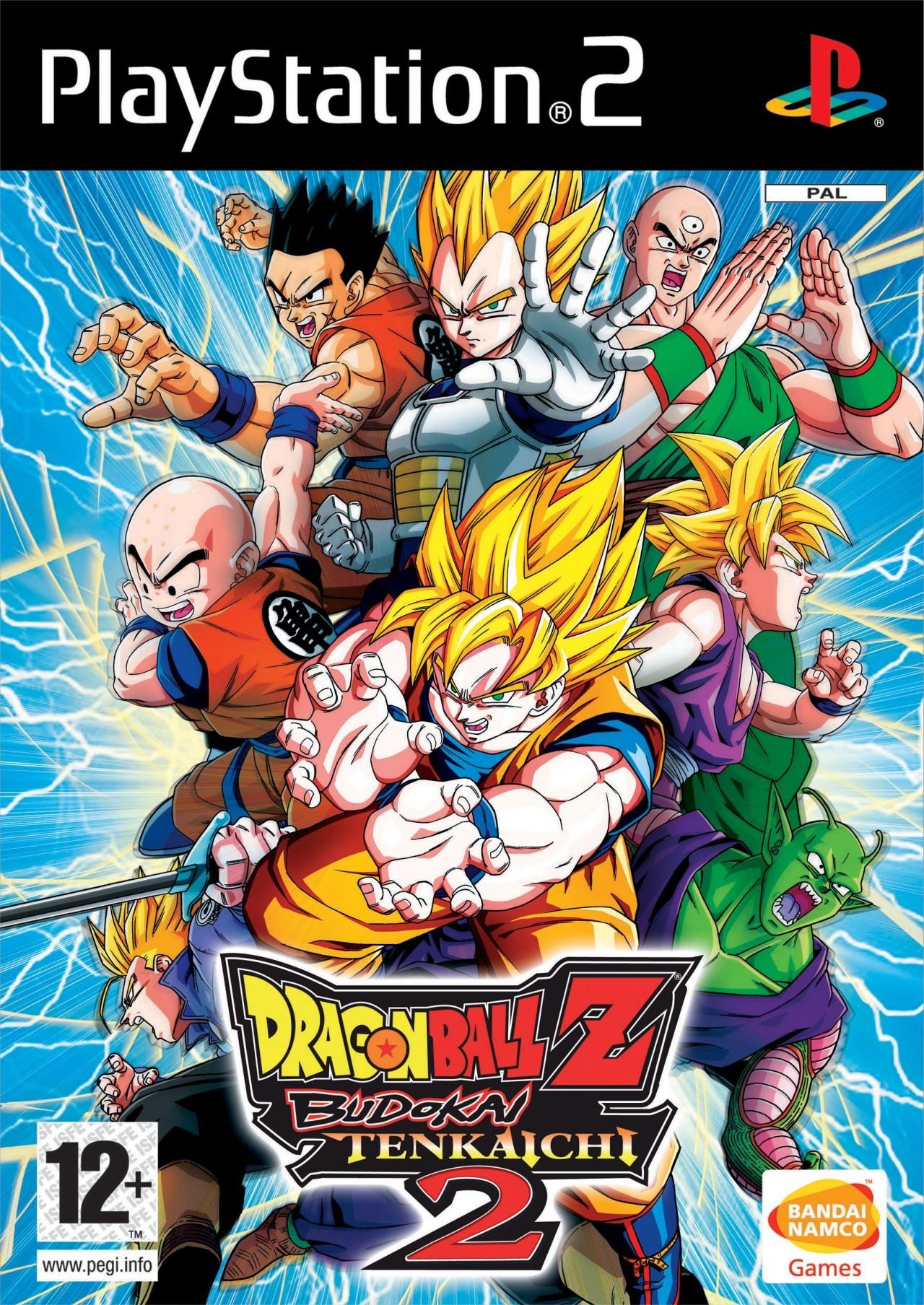Dragon Ball Z: Budokai Tenkaichi 2 | Dragon Ball Wiki ...