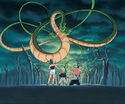 Shenron in Tree of Might