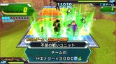 Baby Saga GT Heroes gameplay 3